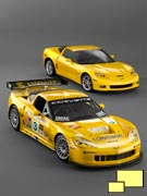 C6 Corvette race car