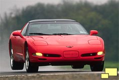 2003 Corvette with MSRC off