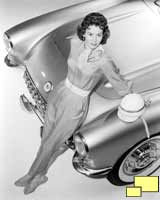 Racer Betty Skelton