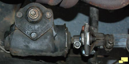 1968 Chevrolet Corvette steering coupler