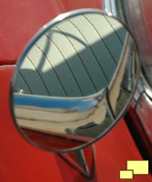 Corvette Side View Mirror