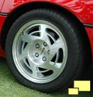 ZR-1 rear wheel