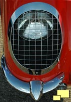 1955 Corvette Headlight