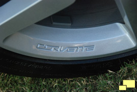 2014 Chevrolet Corvette Stingray wheel