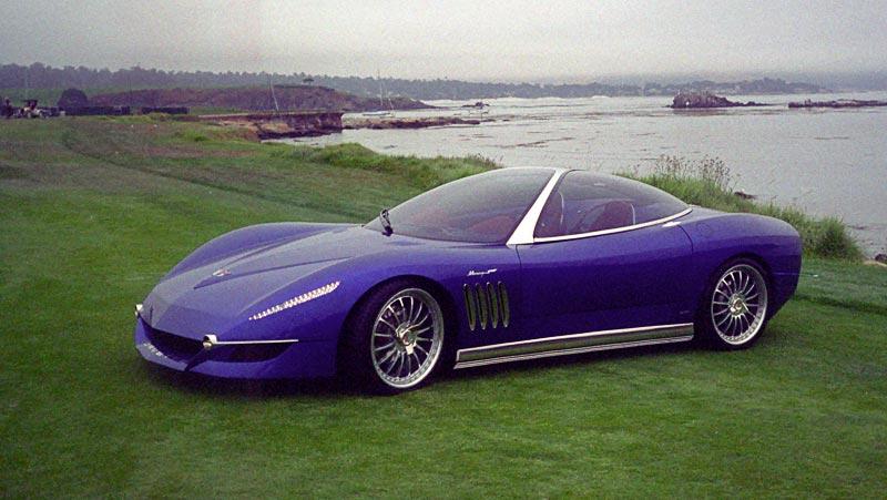 Italian Corvette Moray A