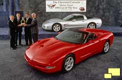 1998 Corvette - Motor Trend Car of the Year