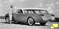 Early Chevrolet Nomad Concept