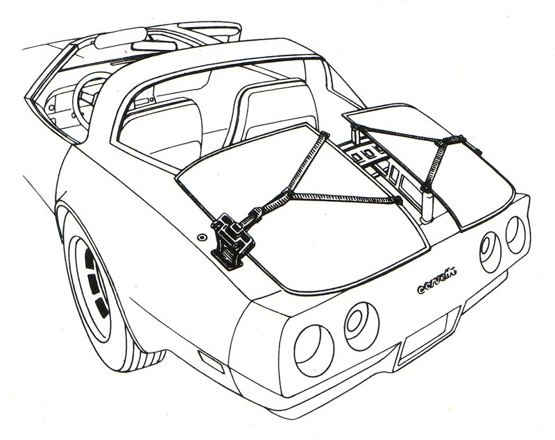 1980 corvette c3  improved seats