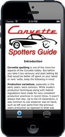 1992 Corvette options, colors, facts and statistics!