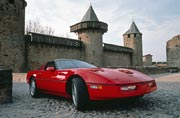 Corvette ZR-1 in France
