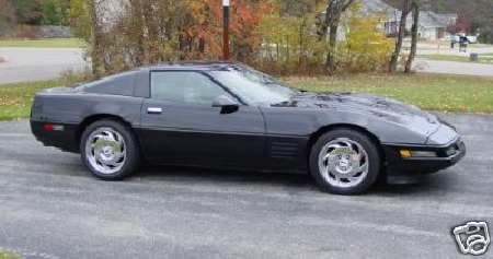 1991 Corvette For Sale Cadillac MI - Nice C-4 Corvette
