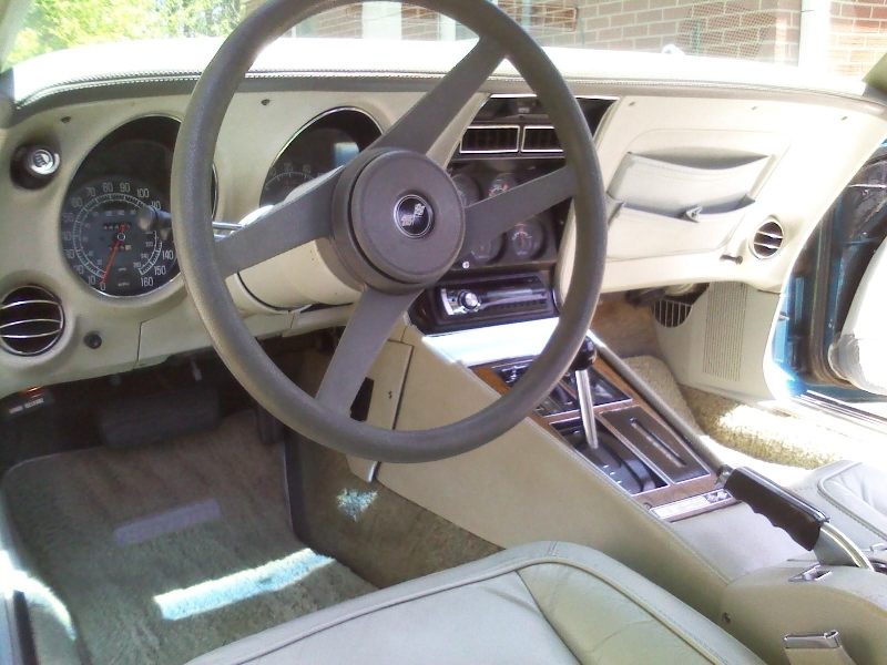 1976 Corvette For Sale L82 Stingray