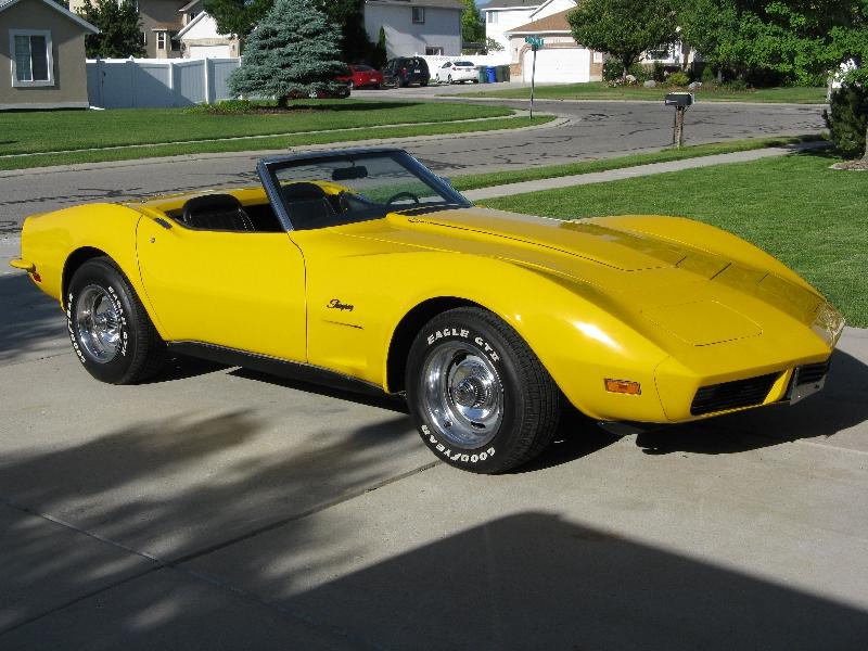 1973 corvette convertible l48 1973 corvette for sale. Cars Review. Best American Auto & Cars Review