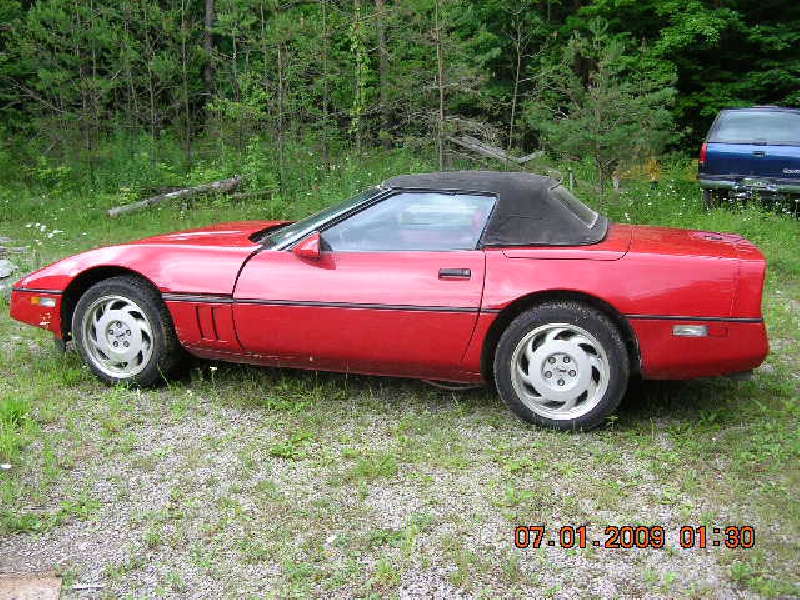 red corvette convertible 1989 corvette for sale. Cars Review. Best American Auto & Cars Review