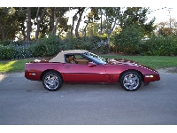 1990 corvette c4 new interior and air bags introduced. Black Bedroom Furniture Sets. Home Design Ideas