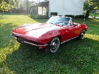 1965 corvette stingray c2 the first year for disc brakes. Black Bedroom Furniture Sets. Home Design Ideas